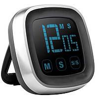 Цифровой таймер Большой LCD Магнитный сигнал громкоговорителя Часы Счетчик для кухонной кухни