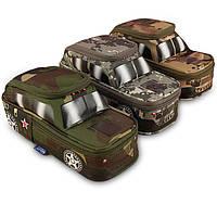 Творческий камуфляж Jeep Сумка Off-Road Авто Резервуар Ручка Сумка Коробка с кодированным комбинезоном для детей
