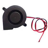 10 штук 24V DC 0.1A 50mm * 50mm * 15mm Радиальный охлаждающий вентилятор для 3D-принтера