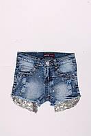Шорты джинсовые для девочек Many&Many, фото 1