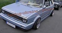 Бедлук (накладка на капот) для Volkswagen Golf 1 1974-1983