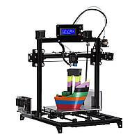 FLSUN Prusa i3 DIY Настольный 3D-принтер Набор Размер 200x200x220 мм с автоматическим выравниванием Двойные Z-моторы 1,75 мм 0,4 мм сопло