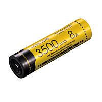 Nitecore NL1835HP 3500mAh 8A Высокопроизводительный защищенный литий-ионный аккумулятор 18650 Батарея