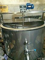 Котел сыроварня кпэ-700, фото 1