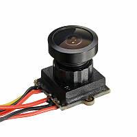 FXT T80 2.3mm 800TVL 1/3 CMOS PAL/NTSC 16:9/4:3 Переключаемый Mini FPV камера C Встроенное OSD 3.9g