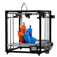 Flsun Cube 3D-принтер 260 * 260 * 350 мм Размер печати с автоматическим выравниванием Поддержка сенсорного экрана WIFI Connect Dual Z Motors 1,75 мм