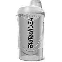 Шейкер Biotech (Белый) 600 мл