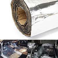 200x100cm Брандмауэр Sound Deadener Авто Защитный материал для защиты от тепла