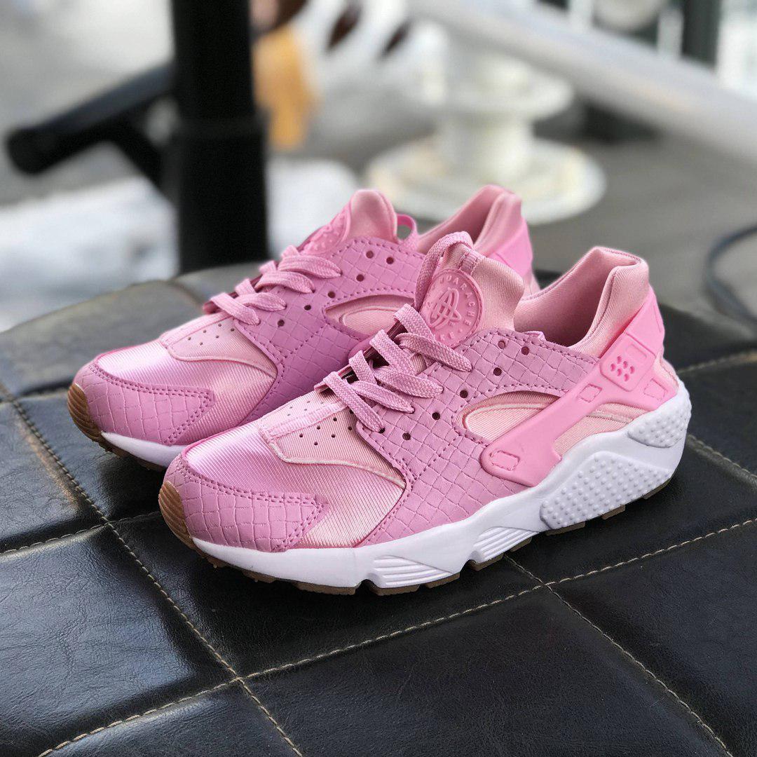 391b9f91 Женские кроссовки Nike Air Huarache pink(реплика) - Интернет-магазин вещей
