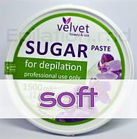 Паста для шугаринга Velvet SOFT 280мл. (400 г.)