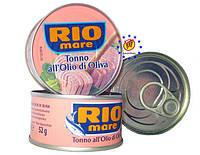Тунец Ріо Маре 80/52г
