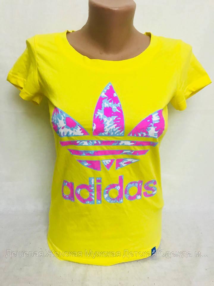 Брендовая женская футболка остаток 2 шт