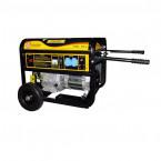 Бензогенератор FORTE FG 6500А(5.0 кВт)бак 25л (43688)