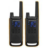 Портативная рация Motorola TALKABOUT T82 Extreme RSM TWIN Yellow Black (5031753007195)