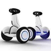 Xiaomi Ninebot Plus N4M340 11-дюймовый электрический Bluetooth Самобалансирующийся скутер 400 Вт x 2 18 км/ч Максимальная скорость белого
