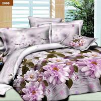 Семейный комплект постельного белья ТМ VILUTA ранфорс-платинум 2005