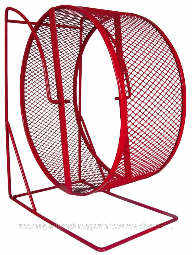 Колесо металлическое сетка на подставке для грызунов 22см, Trixie™