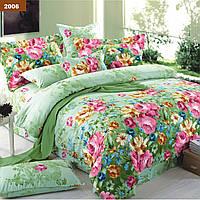Семейный комплект постельного белья ТМ VILUTA ранфорс-платинум 2006