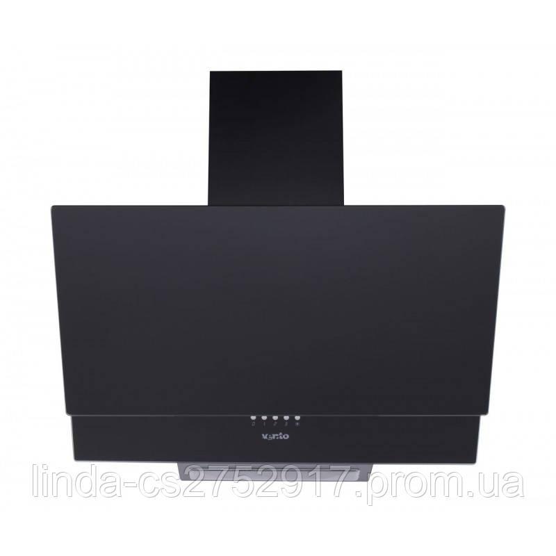 Кухонная вытяжка RIMINI 60 BK (450) PB VentoLux