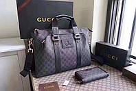 Сумка портфель мужская - Gucci