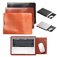 PU кожаная сумка для ноутбука Сумка Чехол Чехол для MacBook Air/Pro 13