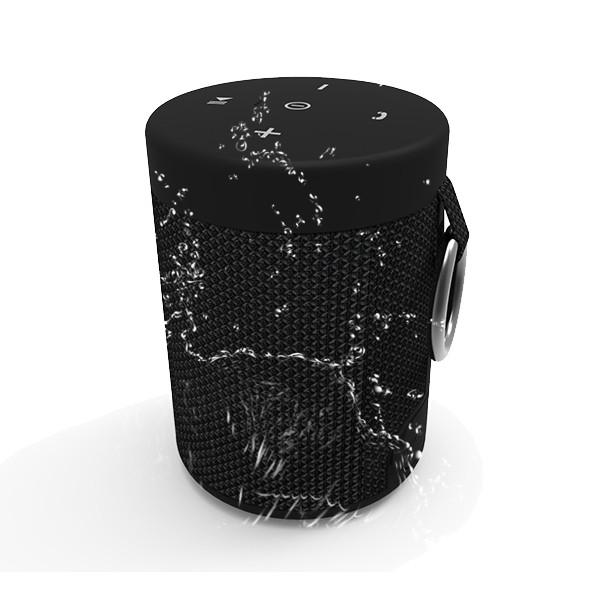 Беспроводной Bluetooth V4.2+EDR AUX Проводной Водонепроницаемы IPX5 Ткань Обложка Динамик Портативная музыка Коробка  - ➊TopShop ➠ Товары из Китая с бесплатной доставкой в Украину! в Днепре