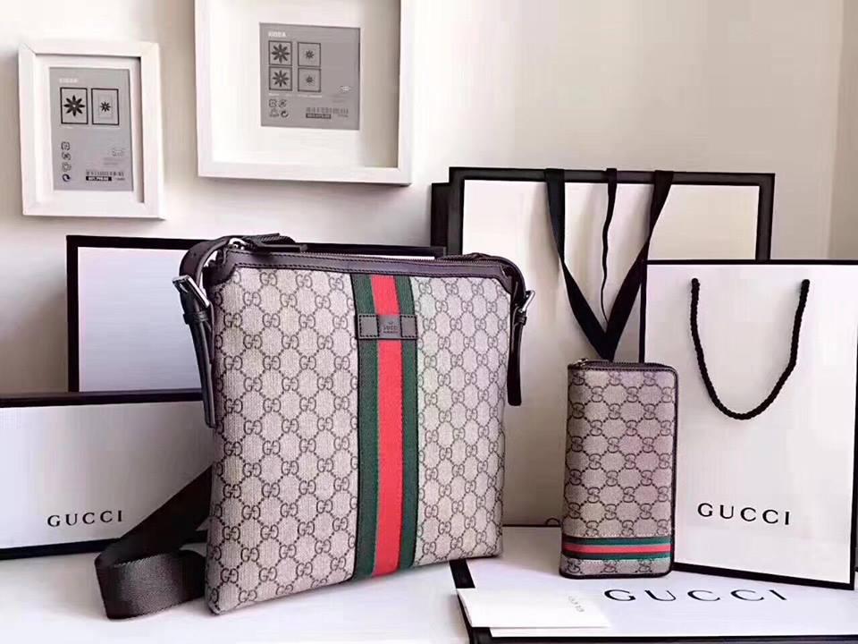 dc9aa175e817 Мужская сумка Gucci (Гуччи), цена 5 200 грн., купить в Киеве — Prom ...