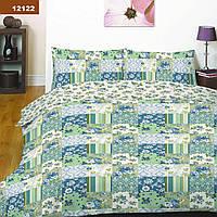Евро комплект постельного белья VILUTA ранфорс-платинум 12122