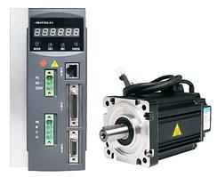 Комплектный сервопривод ADTECH 400 Вт 3000 об/мин 1,27 Нм