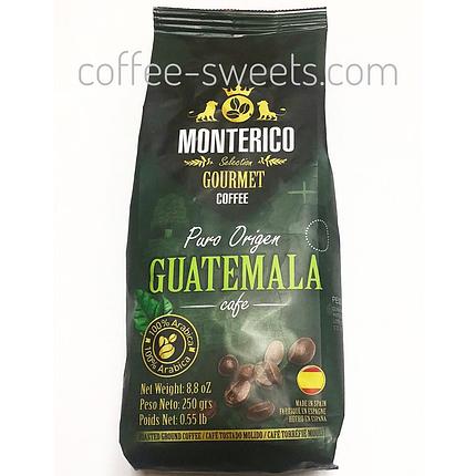 Кофе молотый моноарабика Monterico Guatemala 250g, фото 2