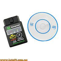 Автосканер ELM327 OBD2 OBDII HH Bluetooth V2.1