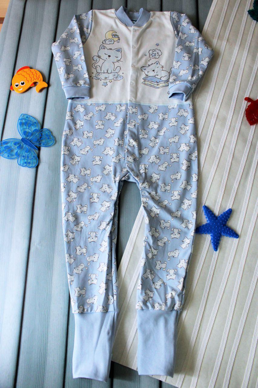 Сдельная пижама (слип) на рост 98 см  продажа 3e67ec5401d16