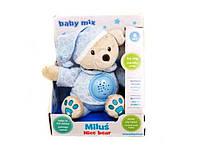 Мишка с проектором и музыкою TE-8465-30B Baby Mix, фото 1