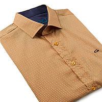 Рубашка мужская с коротким рукавом GAVI GALDO