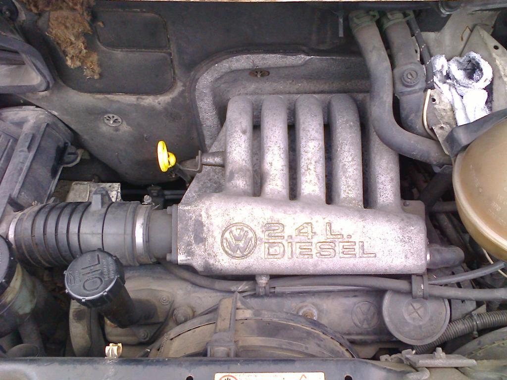 КПП/Коробка передач VW TRANSPORTER T4 2.4D