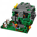 Конструктор Bela Minecraft 10623 ((Lego 21132) Храм в джунглях 604 дет., фото 2