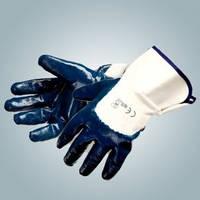 Перчатки нитрильные МБС