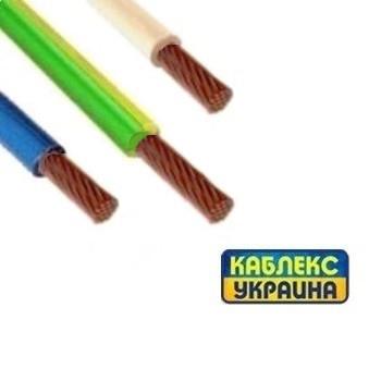 Провод медный ПВ3 1х6 (Каблекс Одесса)