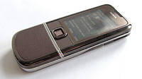 Корпус ААА Nokia 8800 Arte Sapphire (коричневый)
