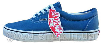 Мужские Vans AUTHENTIC Blue/Black Line