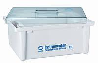 Ванна на 10 л. для дезинфекции, стерилизации, и предстерилизационной очистки инструментария (БОДЕ), фото 1