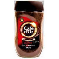 Растворимый кофе Cafe dOr Classic 200 г