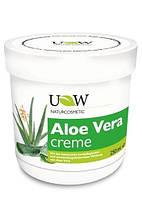 Крем UW Naturcosmetic с алоэ вера 250 ml
