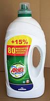 Жидкий порошок для стирки белых и светлых вещей Ariel Actilift White 5.6 л