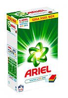 Стиральный порошок универсальный Ariel whites & colors 10 кг
