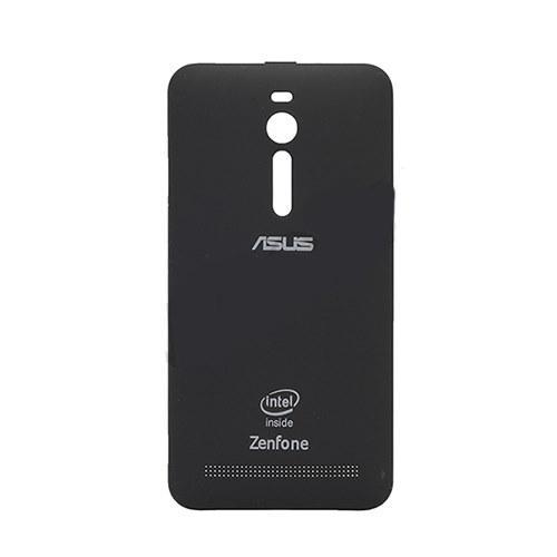 Задняя крышка Asus Zenfone 2 (ZE550ML/ ZE551ML) чёрная