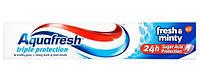 Зубная освежающая паста Aquafresh Fresh & minty 75 мл