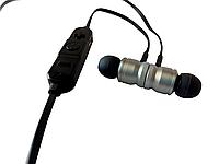 СУПЕР Стерео Блютуз (Bluetooth 4.1)наушник JAKCOMBER WE2 без проводов с микрофоном Быстрая Зарядка На магнитах