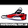 Машинка для стрижки волос Gemei GM-1015 4 насадки, фото 2