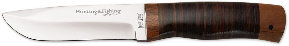 Нож охотничий 2253 LP (нескладной нож для охоты) MHR /05-31